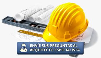 Envíe sus preguntas al arquitecto especialista
