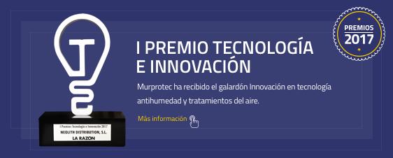 I Premio Tecnología e innovación