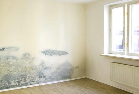 Humedades por capilaridad en paredes y muros - Soluciones de