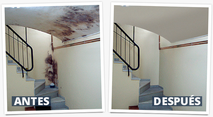 Humedades por condensacion murprotec - Casa con humedad ...