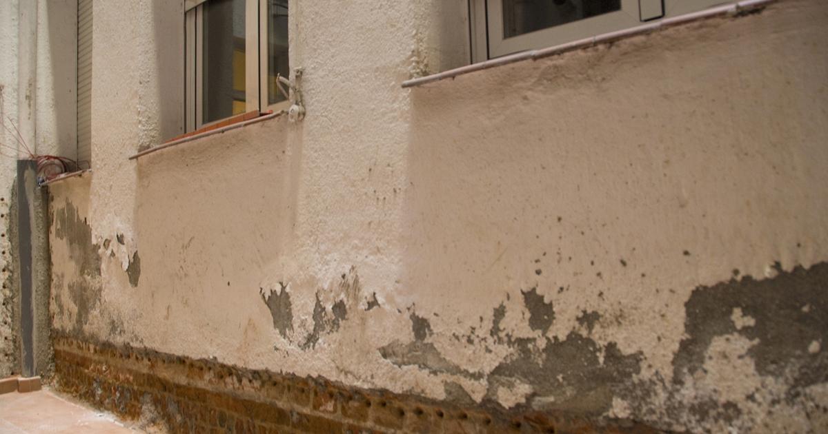 Problemas de humedad en casa awesome como solucionar - Humedad relativa en casa ...