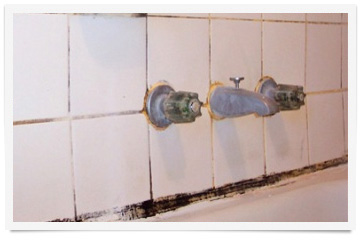 humedades baños