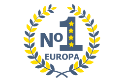 nº 1 en Europa