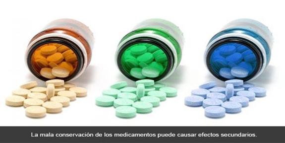 ¿Sabías que los medicamentos pueden perder sus propiedades?