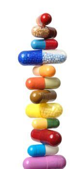 Conserva los medicamentos en un lugar seco