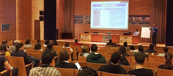 Murprotec colabora en la formación de los estudiantes de ingeniería de la Universidad de Granada