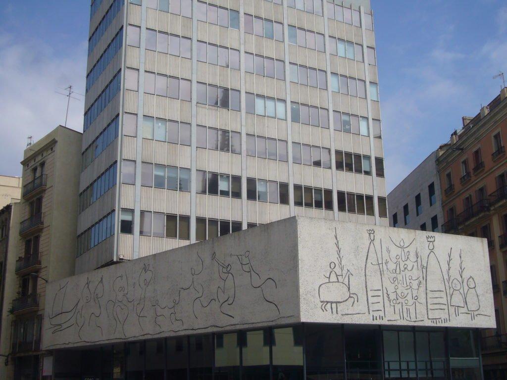 Colegio de Arquitectos de Catalunya