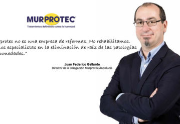 Juan Federico Gallardo Director de la Delegación Murprotec Andalucía