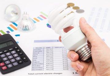 Las humedades y la factura de la luz