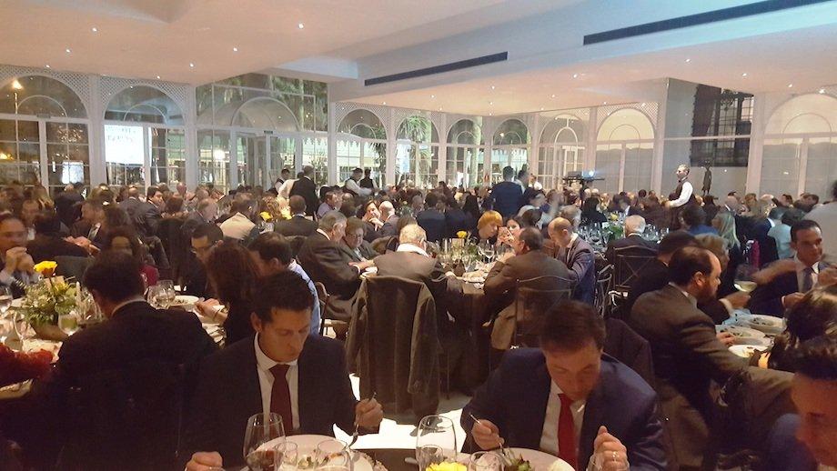 Murprotec patrocinador oficial de la cena anual del - Colegio de administradores de fincas de barcelona ...