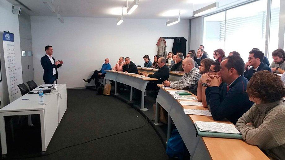 La jornada sobre sobre Rehabilitación Energética y Desarrollo Urbano Sostenible se clausura con éxito en Granada