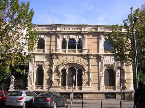Colegio oficial de arquitectos de Córdoba