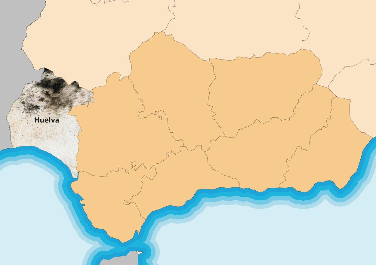 humedades Huelva