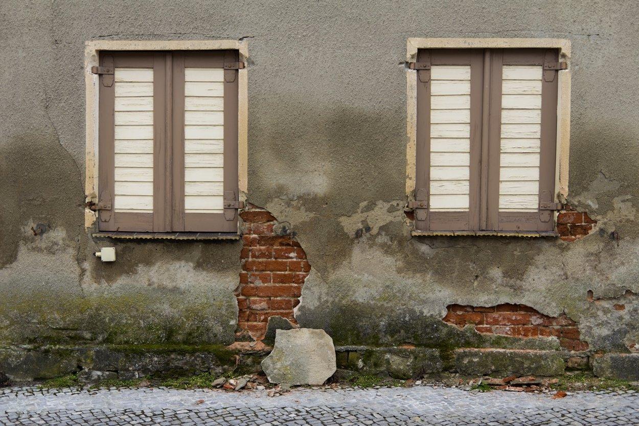 humedades estructurales