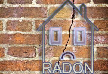 peligros del gas radon