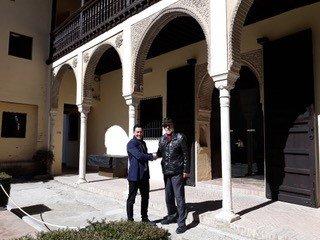 La histórica Escuela de Estudios Árabes de Granada acaba con su problema de humedades de forma definitiva