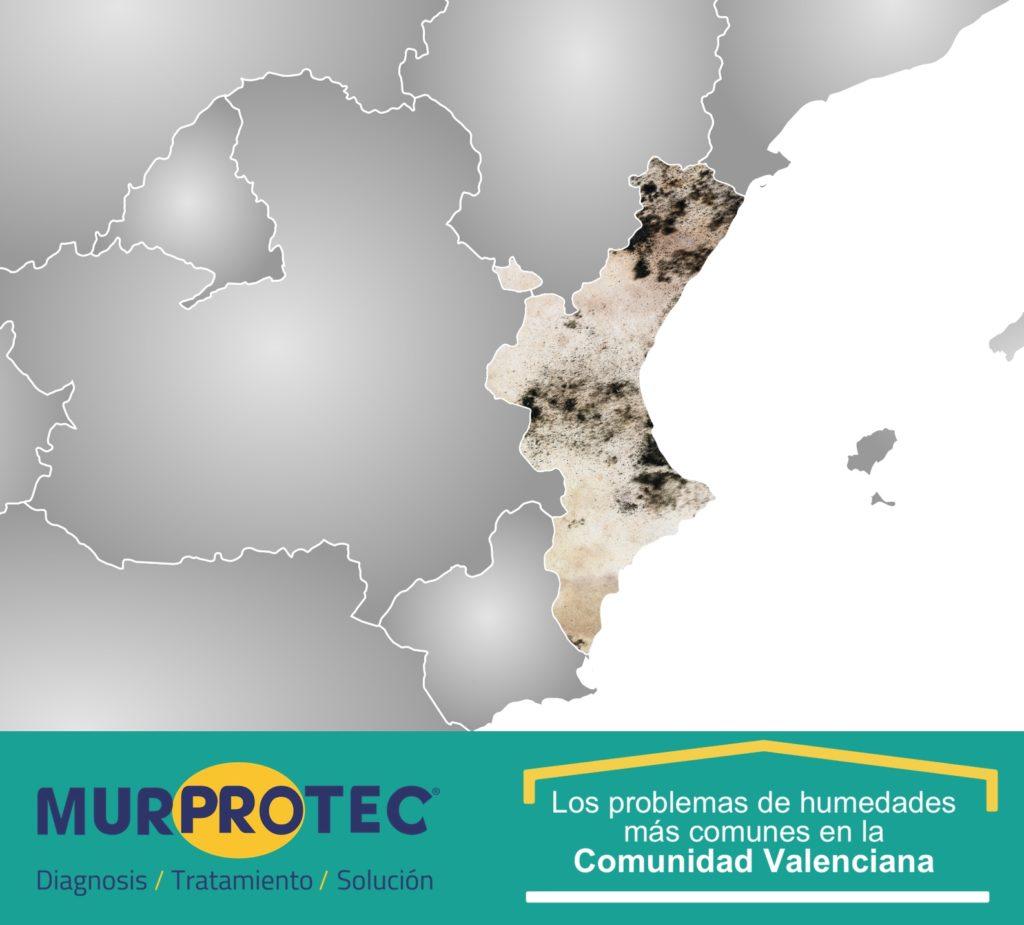 humedades comunidad Valenciana