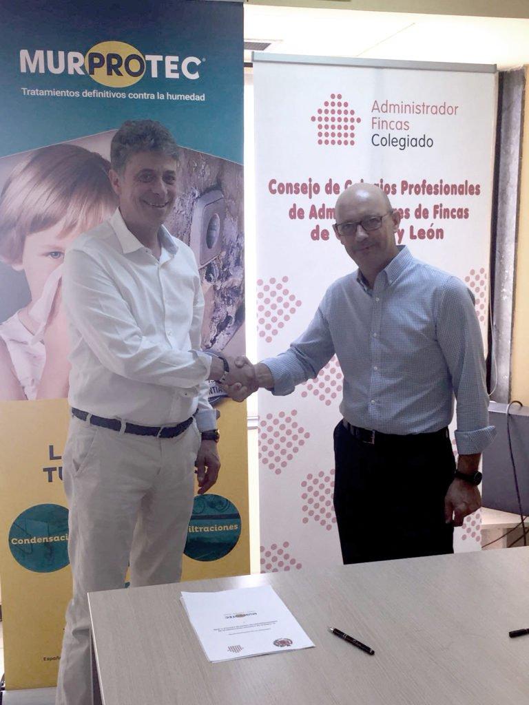 Firma acuerdo CAFCyL