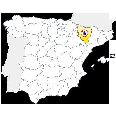 Humedades en Huesca