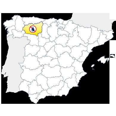 Humedades en León