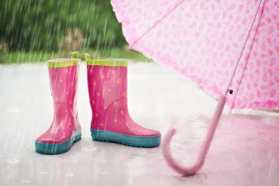Día del paraguas