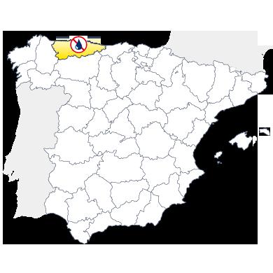 Delegación Murprotec Asturias