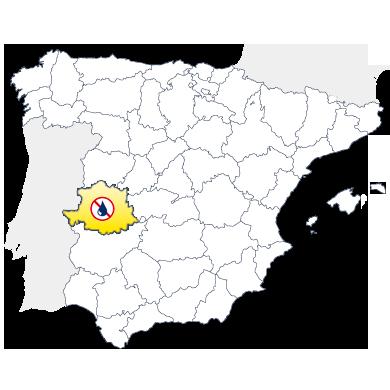 Delegación Murprotec Cáceres