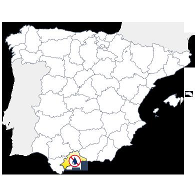 Delegación Murprotec Málaga