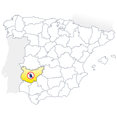 Delegación Murprotec Badajoz