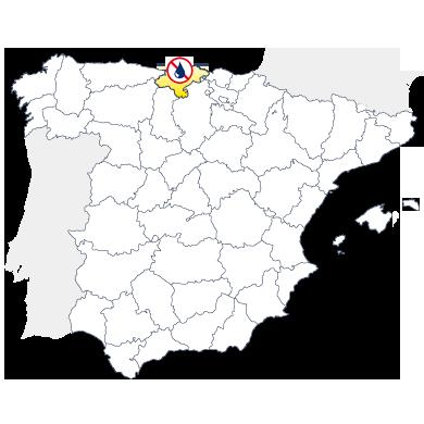 Delegación Murprotec cantabria