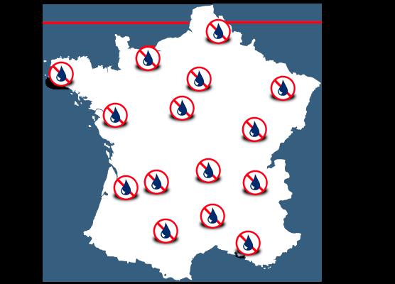 Delegaciones Murprotec Francia