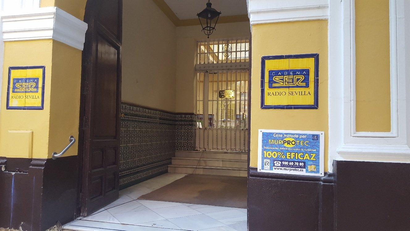 Edificio de la sede de Cadena Ser Radio Sevilla