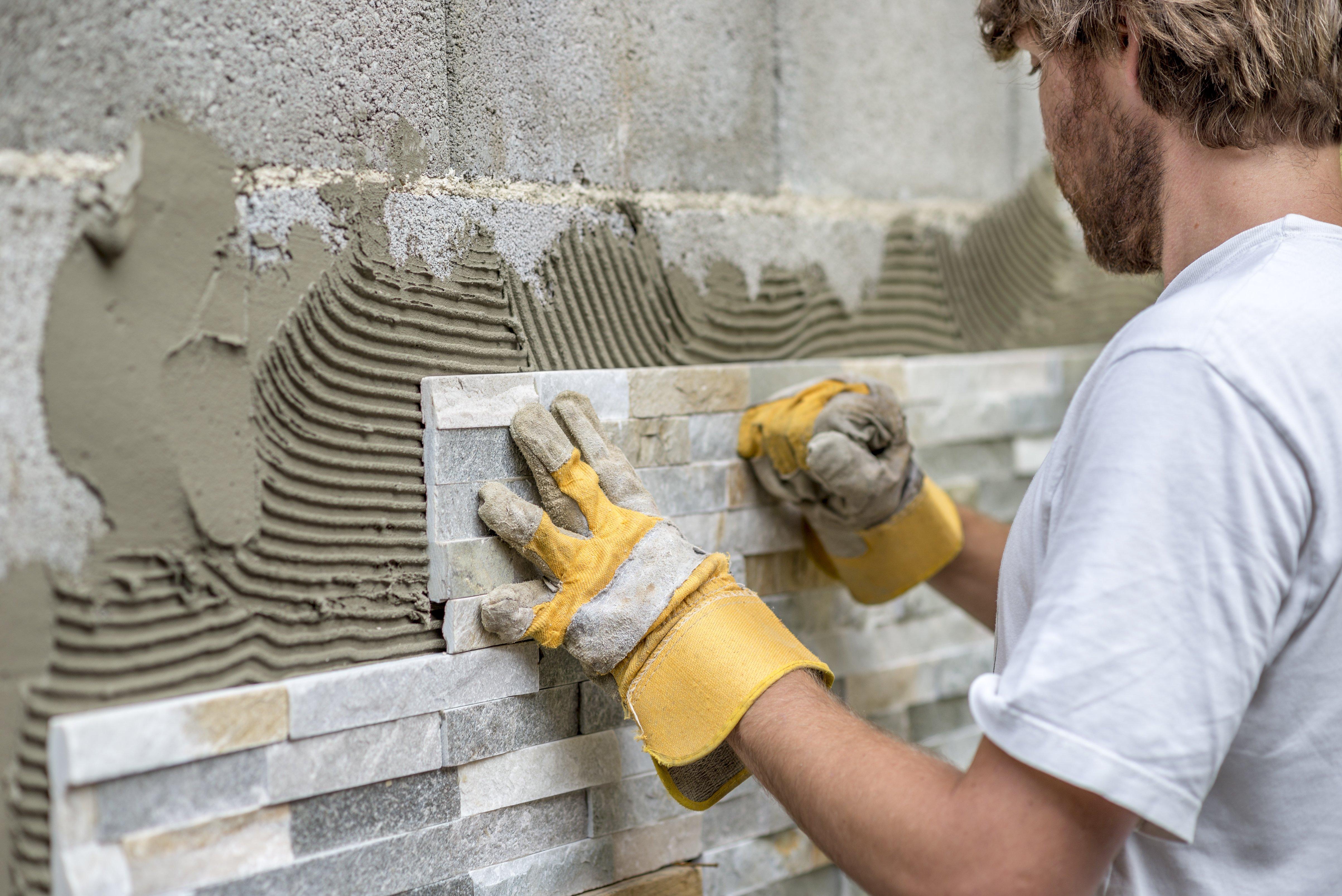 Soluciones contra a humedad estructural: azulejos