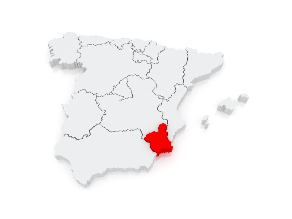 Murcia. Spain.