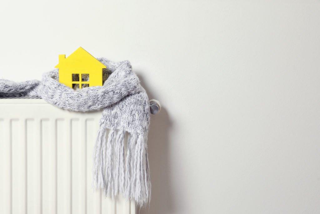 Calefacción y humedad