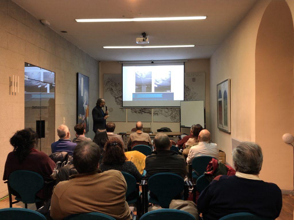 Jornada Patologías de las humedades estructurales en Segovia
