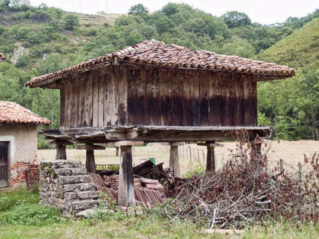 Humedades en Asturias