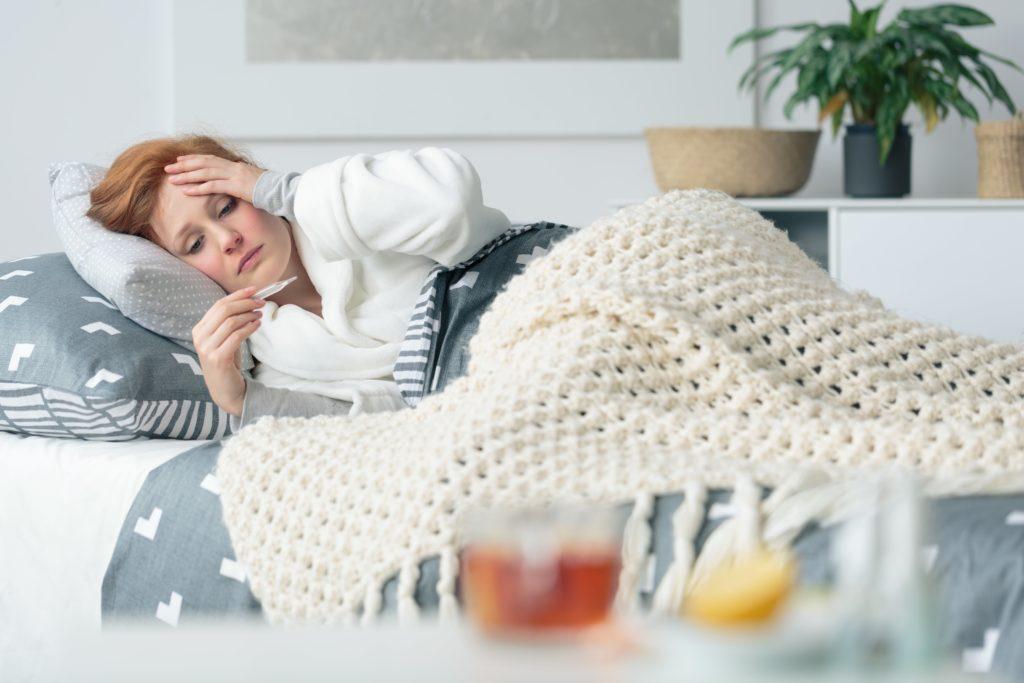 infecciones y gripe se agravan con la humedad