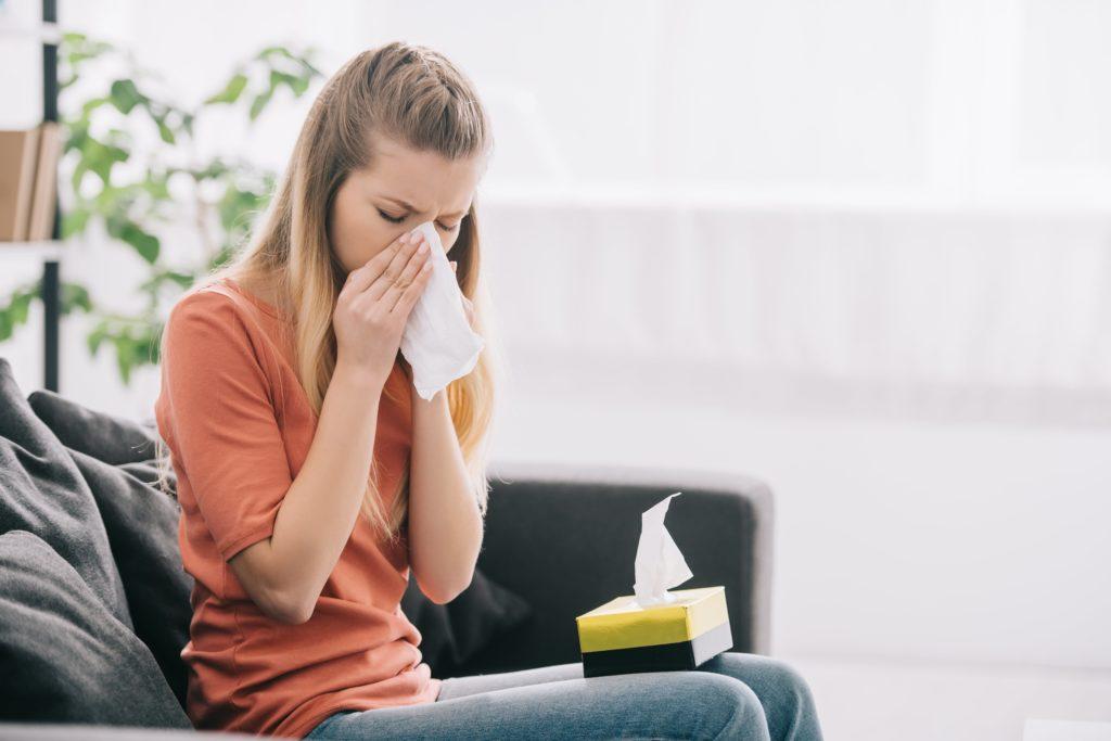 Humedades y alergia
