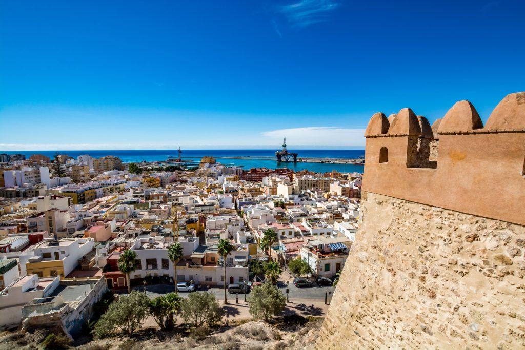 Humedades en Almería