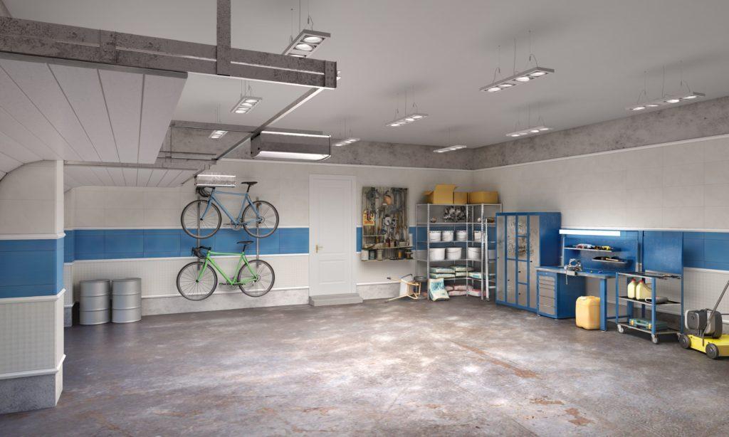 Revisar humedades en garajes - Murprotec