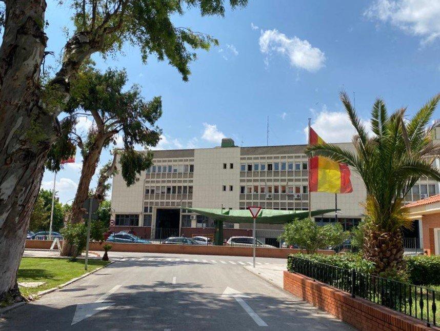 Sede de la Asociación Pro-Huérfanos de la Guardia Civil en Madrid