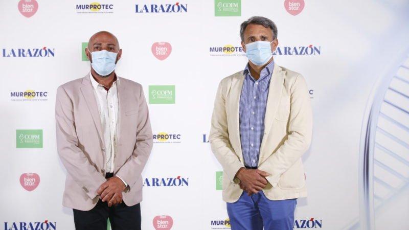 Sebastián Torres y Ángel Cano, directores de Murprotec en Madrid 2