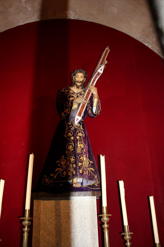 Capilla del Nazareno en Caceres
