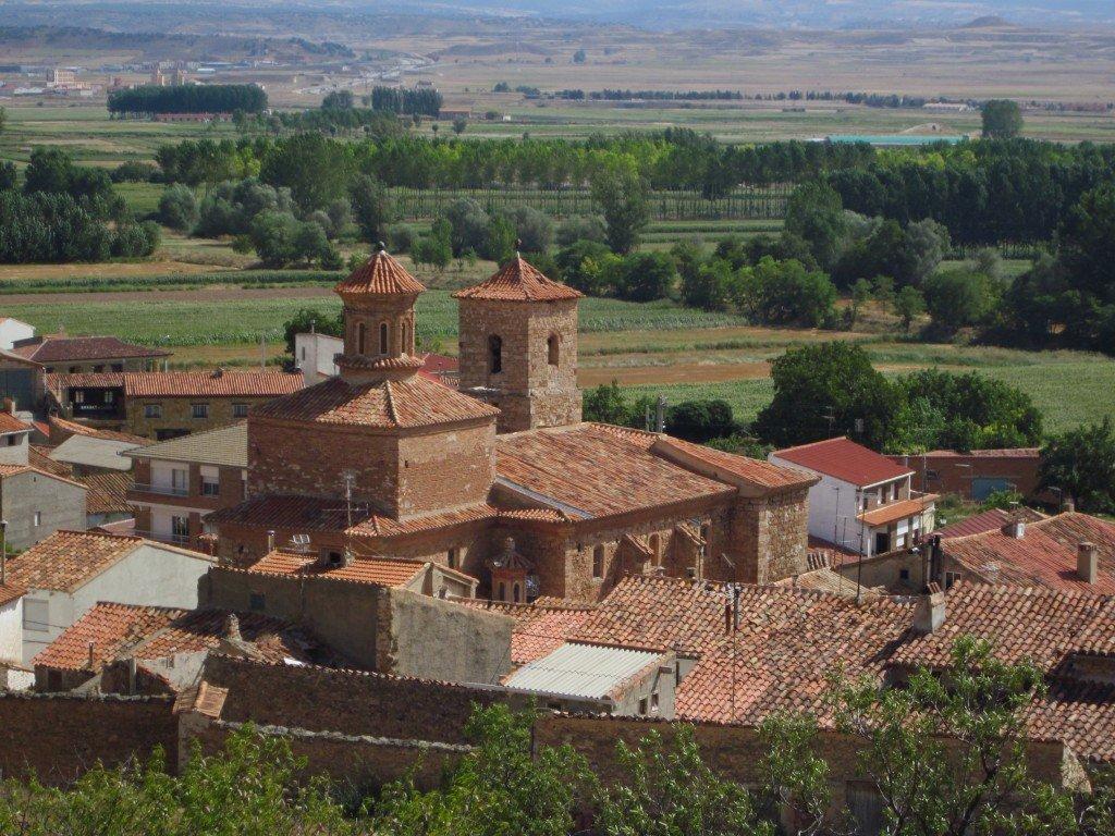 El Poyo del Cid, iglesia, humedad, Murprotec