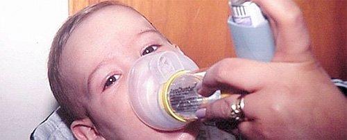 Eliminar humedades para proteger a los niños de la bronquiolitis