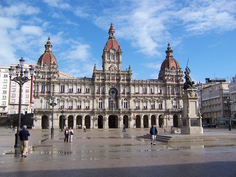 gasto por humedad en A Coruña