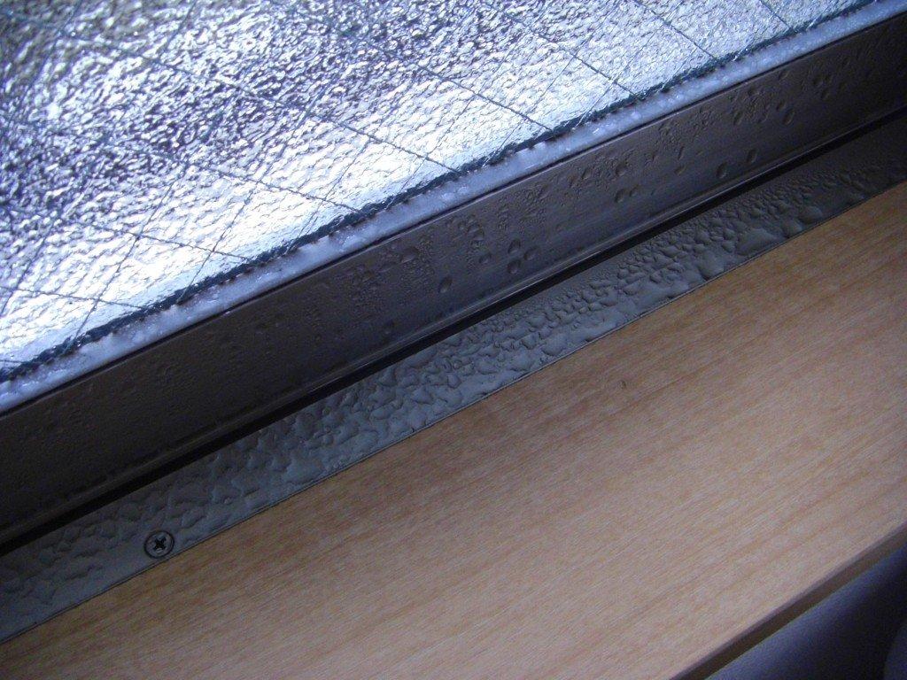 humedades condensación ventana