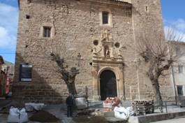 patrimonio, restauración, humedades