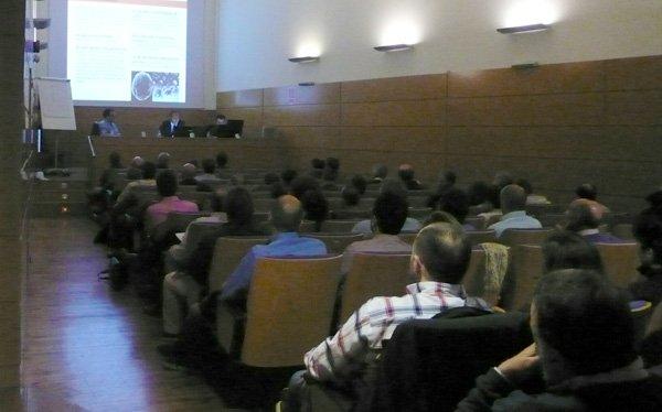 Más de un centenar de arquitectos se sumaron a las jornadas divulgativas de Murprotec en Valencia